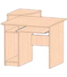 Компьютерный стол СКМ-1 Сучасні Меблі