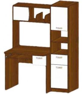 Компьютерный стол Люкс-3 Сучасні Меблі
