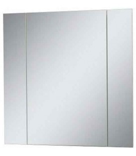 Зеркальный шкаф в ванную Панорама Z-80 СанСервис