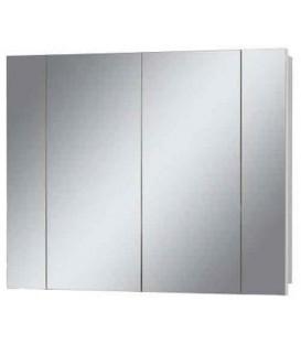 Зеркальный шкаф в ванную Панорама Z-100 СанСервис
