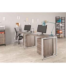 Письменный стол Q-135/2 Loft Design