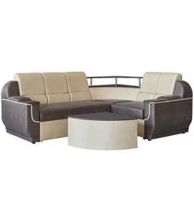 Угловой диван со столиком Меркурий Мебель Сервис