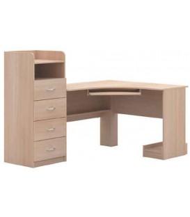 Угловой компьютерный стол СКУ-09 РТВ-Мебель