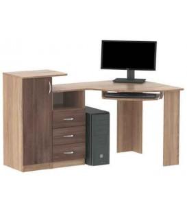 Угловой компьютерный стол СКУ-17 РТВ-Мебель