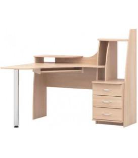 Угловой компьютерный стол СКУ-12 РТВ-Мебель