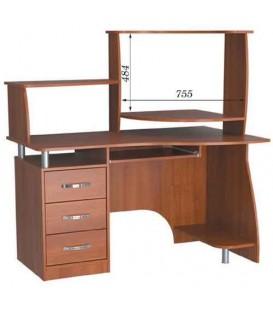 Компьютерный стол СПК-02 Н-18 РТВ-Мебель