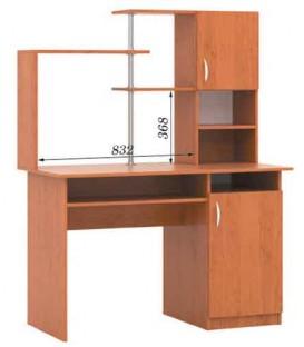 Письменный стол СП-01 Н-17 РТВ-Мебель