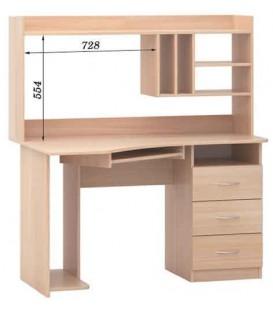 Компьютерный стол СПК-01 Н-03 РТВ-Мебель
