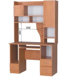 Компьютерный стол СПК-04 Н-11 РТВ-Мебель