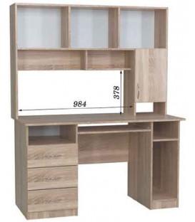 Компьютерный стол СПК-03 Н-13 РТВ-Мебель