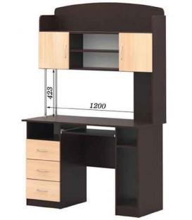 Компьютерный стол СПК-03 Н-19 РТВ-Мебель