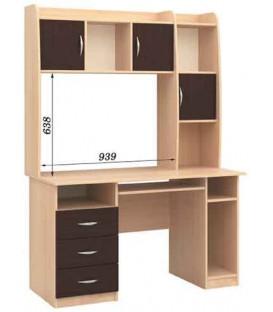 Компьютерный стол СПК-03 Н-16 РТВ-Мебель