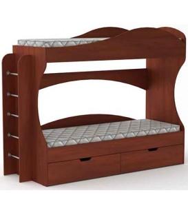 Двухъярусная кровать Бриз Компанит