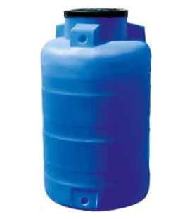 Пластиковая емкость вертикальная ODS 150 л