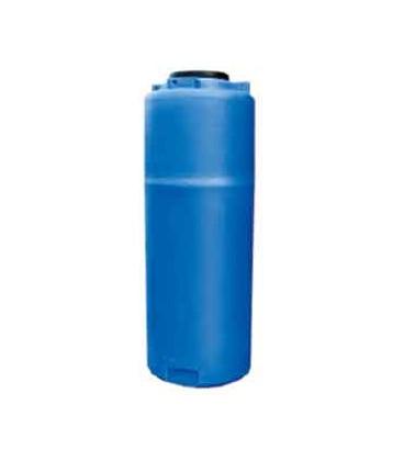 Пластиковая емкость вертикальная гладкая ODS 1000 л
