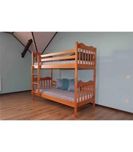 Двухъярусная кровать Маугли Дримка