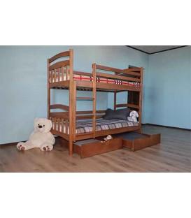 Двухъярусная кровать Бемби Дримка