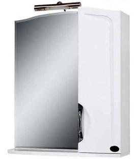 Зеркало в ванную со шкафчиком Престиж 65 Van Mebles