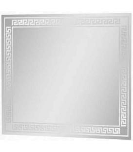 Зеркало в ванную с подсветкой Эконом 70 Van Mebles