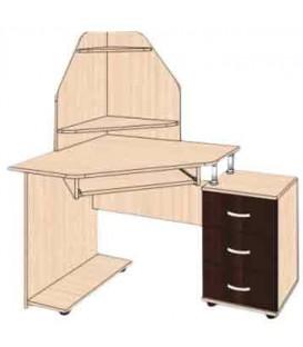Угловой компьютерный стол ВС-241 Вертикаль