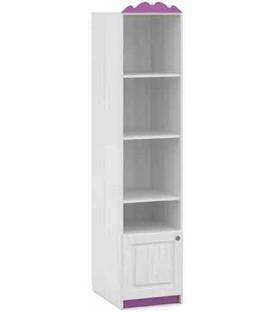 Шкаф пенал 45 А18 Адель Висент
