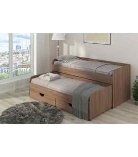 Двухъярусная кровать Соня 5 Пехотин