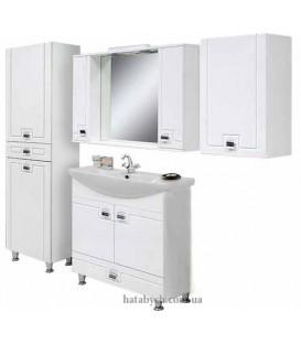 """Комплект мебели для ванной """"Matrix 80"""""""