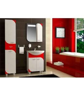Комплект мебели для ванной Лаунж (ВанЛанд)