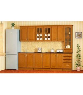 Кухня Оля (Мебель Сервис)