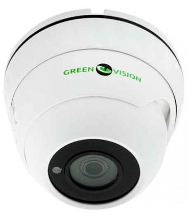 Антивандальная IP камера Green Vision GV-077-IP-E-DOF20-20