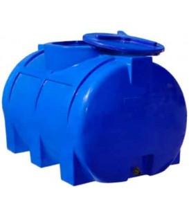 Емкость горизонтальная двуслойная 250 л (ГО 250 RGД)