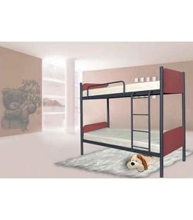 Двухъярусная кровать Арлекино (Металл-Дизайн)