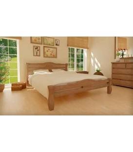 Деревянная кровать Монако MebiGrand