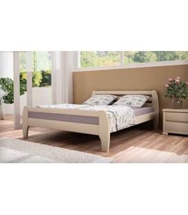 Деревянная кровать Милан MebiGrand