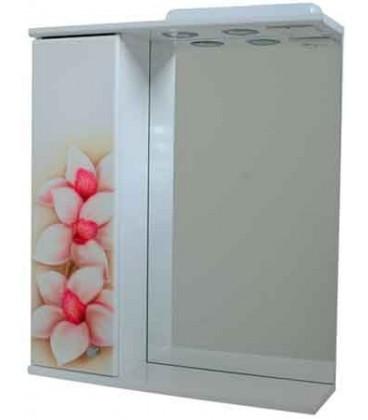 Зеркало в ванную Орхидея Пик