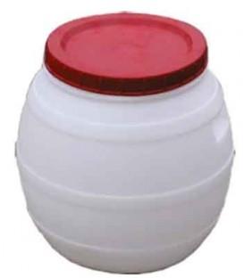 Пластиковая бочка кадка 50 л