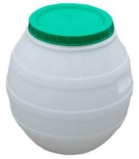 Пластиковая бочка кадка 70 л