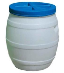 Пластиковая бочка кадка 90 л