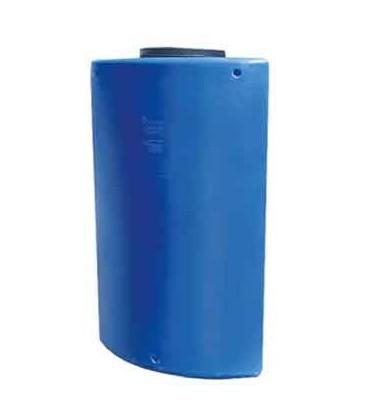 Угловая пластиковая емкость ОDА 600 л
