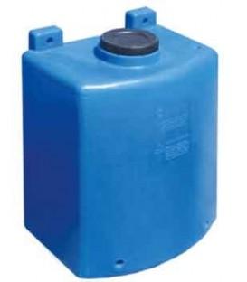 Настенная пластиковая емкость 100 л