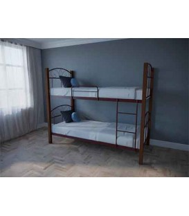 Двухъярусная кровать Лара Люкс Вуд Melbi