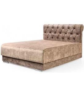 Мягкая кровать Флеш Киевский Стандарт