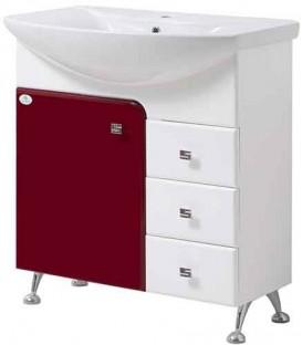 Тумба для ванной Милана 80 Van Mebles
