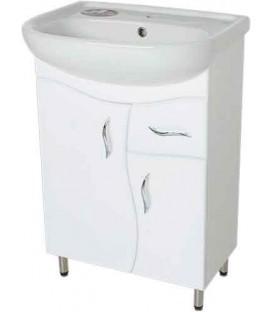 Тумба для ванной Эконом Эпика 60 Van Mebles