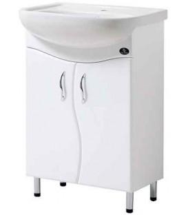 Тумба для ванной Эконом Лотос 50 Van Mebles