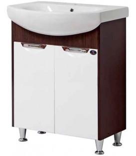Тумба для ванной Wenge Лотос 70 Van Mebles